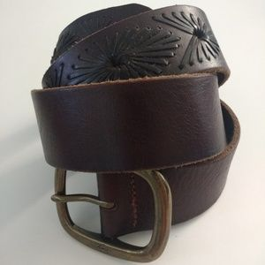 Levi's Boho Leather Belt, Size 75/30